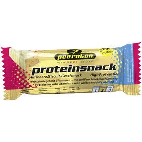 Peeroton Proteinsnack Bar 24 x 35g, Raspberry-Biscuit